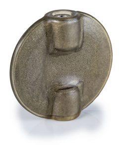 Polyurethan Metallverbindung Absperrklappe